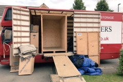 Professional storage in Coventry
