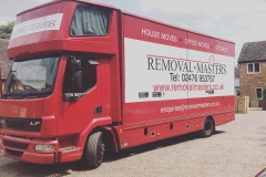 Storage and Removals in Leamington Spa
